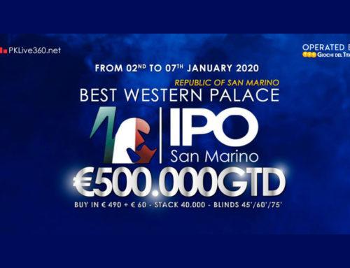 IPO SAN MARINO €500.000GTD