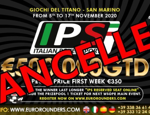 IPS SAN MARINO €500.000GTD dal 5 al 17 Novembre