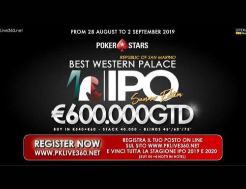 IPO SAN MARINO €600.000GTD
